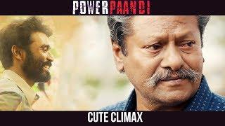 Pa Paandi - CUte Climax Scene | Rajkiran | Prasanna | Dhanush | DD
