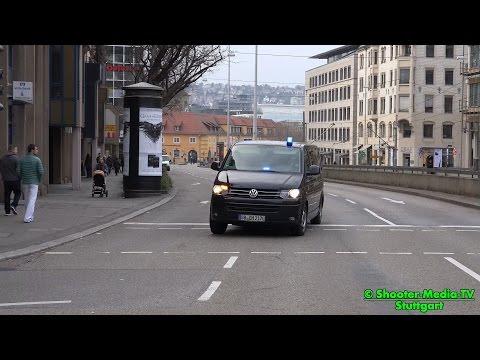 BEDROHUNGSLAGE IN STUTTGART - [SEK-EINSATZ] - Großeinsatz Polizei / Weiträumige Absperrung | [E]
