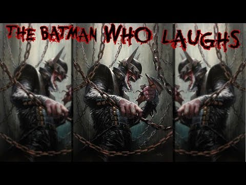 The Rise of the Dark Knights: The Batman Who Laughs