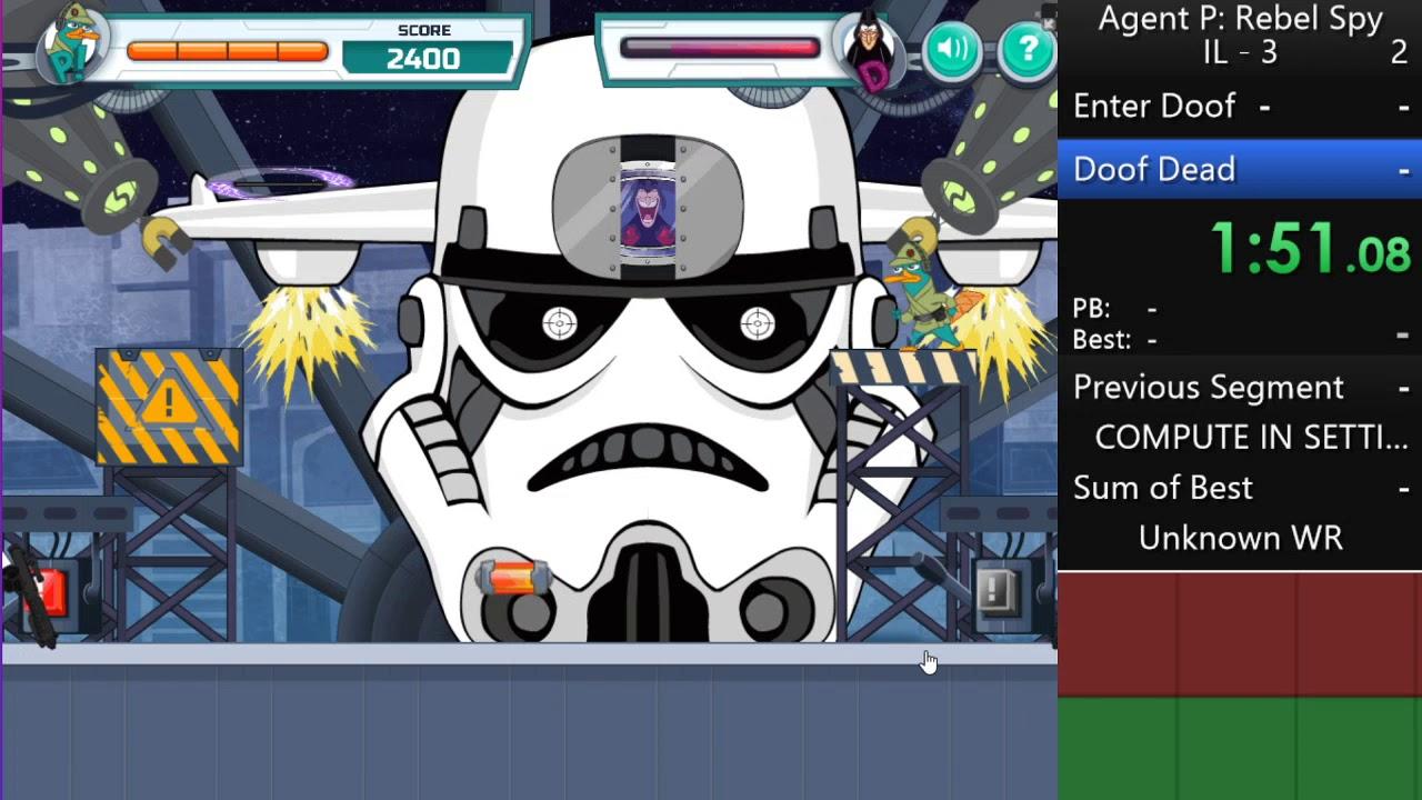 Agent P: Rebel Spy (Disney Games) #3 - YouTube
