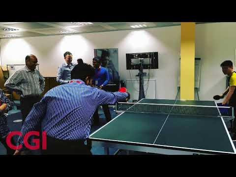 NLTTA table tennis corporate event service
