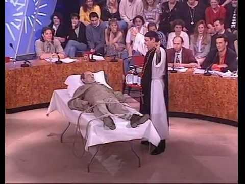 Les Grosses Têtes - La torture médiévale avec Sim, Francis Perrin et Philippe Castelli
