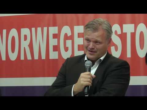 """""""Save the Children"""" (2) Marius Reikeras, Human Rights Activist"""