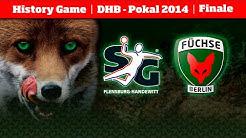 Füchse-Osterfestspiele: DHB-Pokal Finale aus der Saison 13/14 SG Flensburg-Handewitt - Füchse Berlin