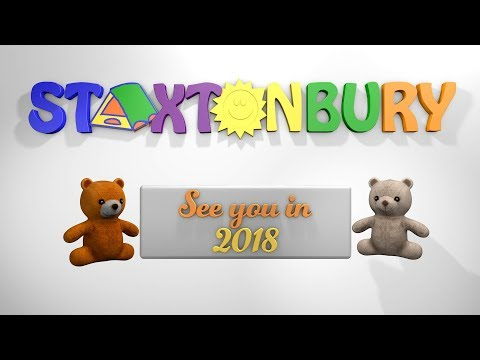 Staxtonbury  Music Festival 2017 ( Official )