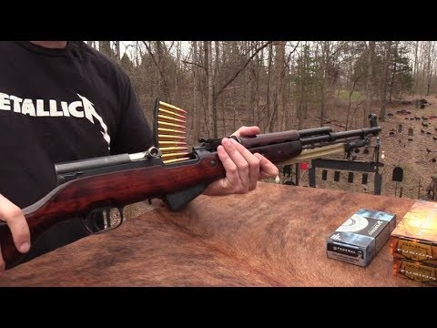 SKS Russian Model Chapter 2