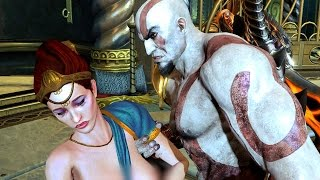 God of War 3 Remastered Walkthrough Poseidon 's Princes Ep 10