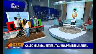 Dialog: Berbondong-Bondong Kaum Milenial Menuju Parlemen [1]