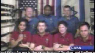 Columbia Space Shuttle crash and funeral song by Patti LaBelle