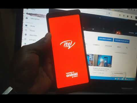 Itel p33 plus frp and hard reset