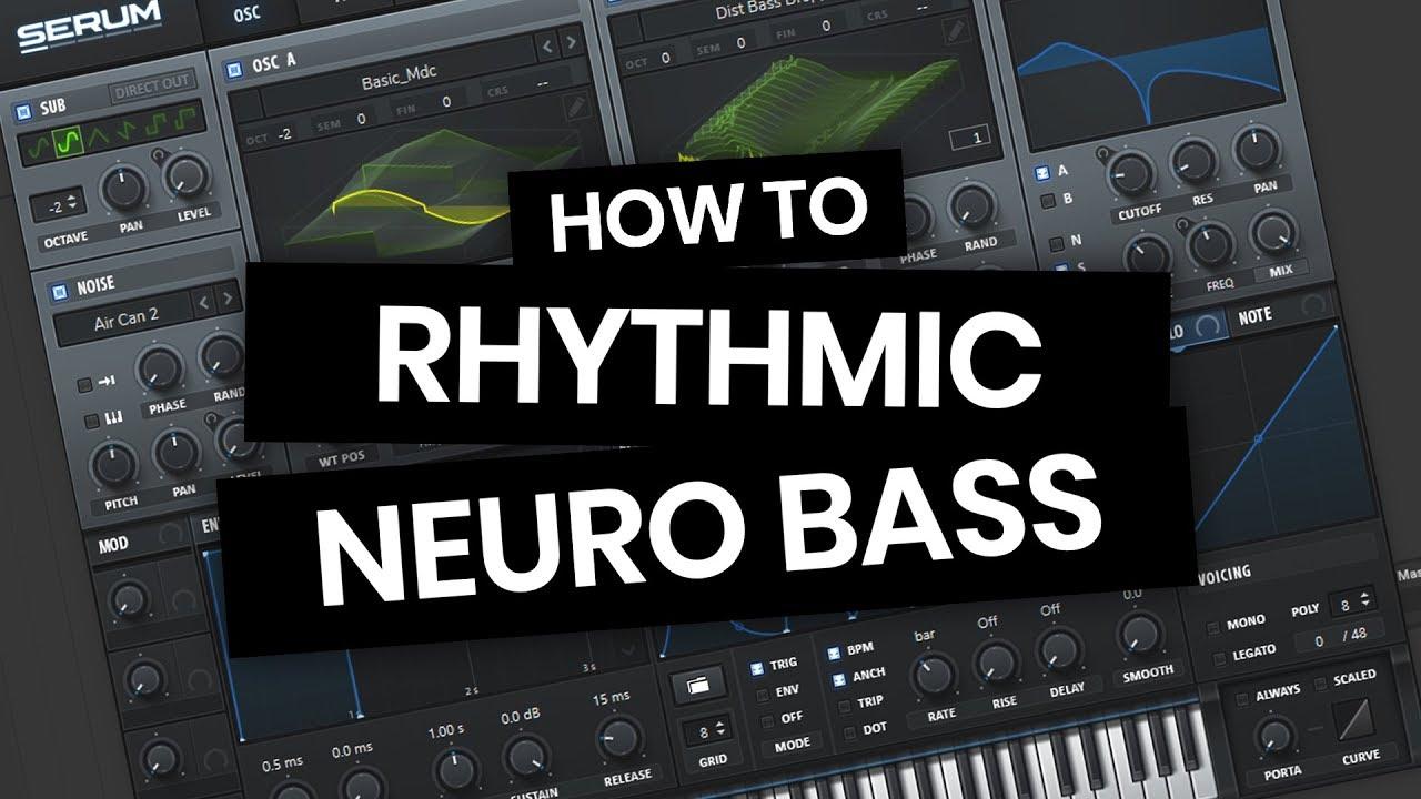 Synthesize sunday 078 mefjus style neuro bass tutorial youtube.