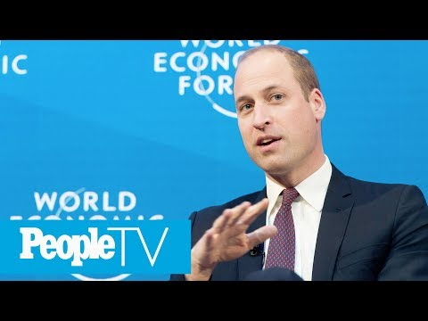 Prince William On His Mental Health: 'I Still Find It Very Difficult To Talk About It' | PeopleTV