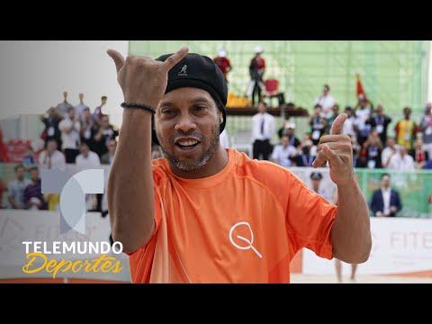 ¿De dónde salió el dinero para la fianza de Ronaldinho? | Telemundo Deportes