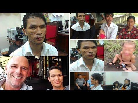 Triệt phá nhóm hành hạ, ấu dâm trẻ em Cambodia