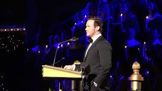 Disneyland's Candlelight Ceremony with Chris Pratt - December 1, 2018