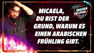 Kinan Al geht mit Micaela Schäfer hart ins Gericht