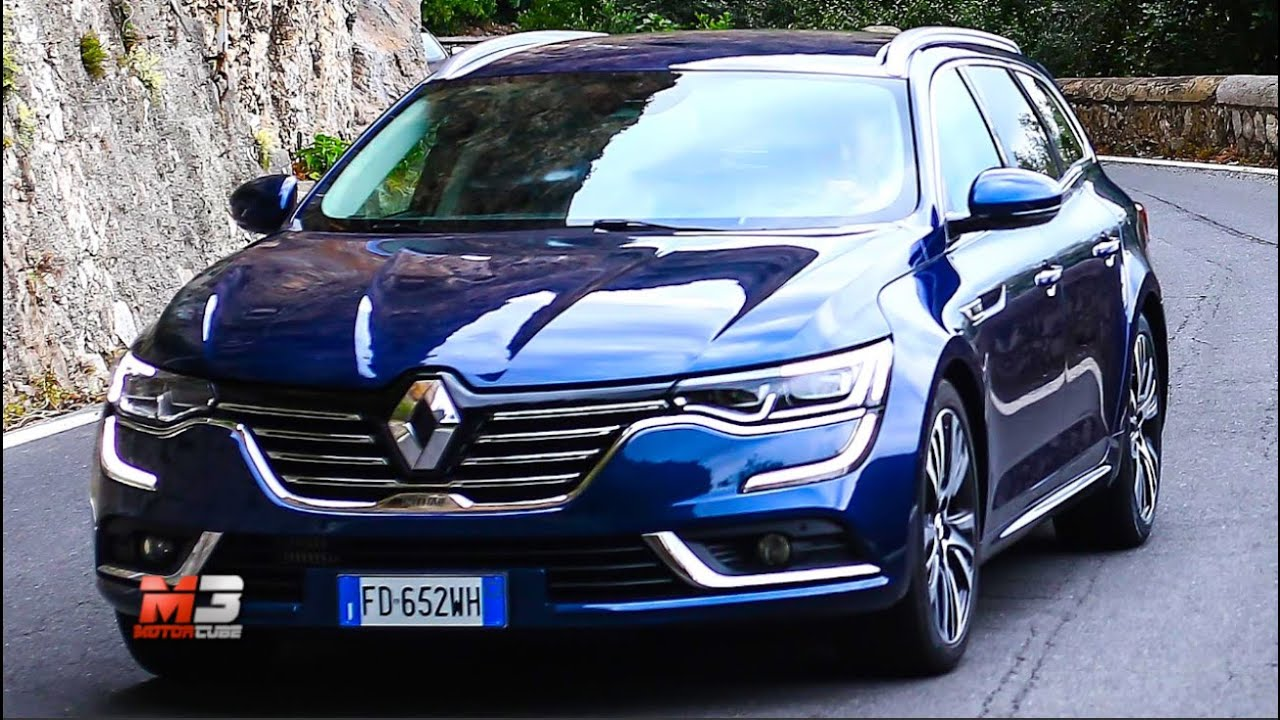 new renault talisman sporter 2017 first test drive only sound youtube. Black Bedroom Furniture Sets. Home Design Ideas