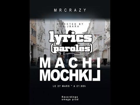 music mr crazy machi mochkil