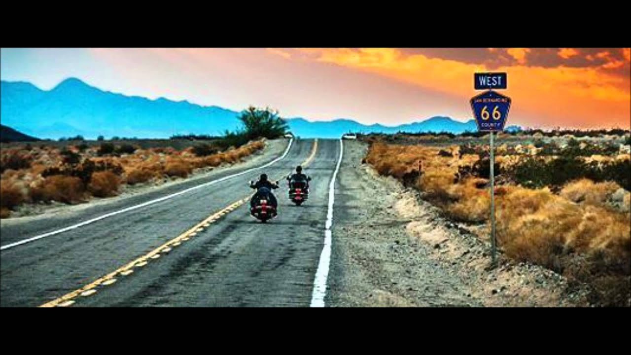 Route Harley YouTube - Route 66 youtube