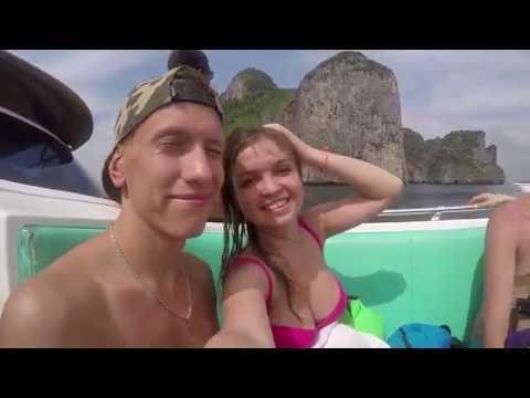 За счастьем в Таиланд! Phuket и острова Phi Phi