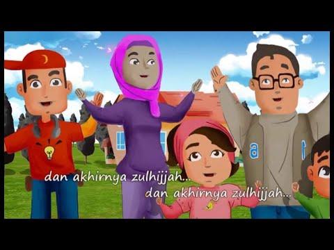 Voices Of Ummi - Bulan-Bulan Islam | Kids Song | Kids Videos | Kids Channel