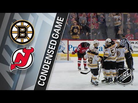 02/11/18 Condensed Game: Bruins @ Devils