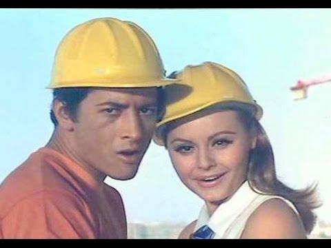 Palito Ortega Pelicula Amor en el aire - HD- 1967