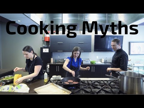 How To Fix Cooking Mistakes (Cooking Myths Answered by Chefs)