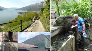 Lago di Como: la Strada Regina da Domaso a Dongo