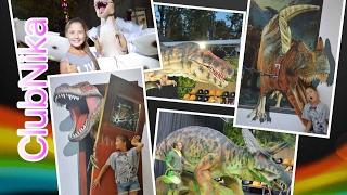 Шоу динозавров в Одессе | TREX Show