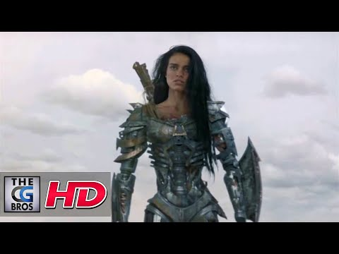 "AMAZING CGI VFX Trailer : ""Underland: The Last Surfacer"" Directed by Gonzalo Gutierrez"