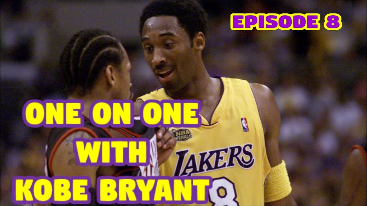 85f760ca5705 One on One with Kobe Bryant  Episode 8  The Answer - YouTube