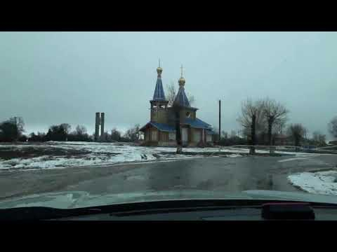 село Преградное, Красногвардейский район, Ставропольский край, январь 2019 года