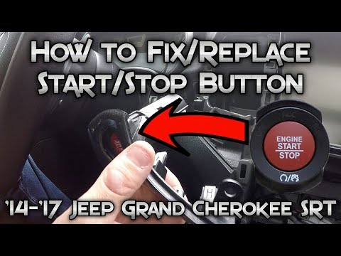 How to fix and replace your push Start/Stop button