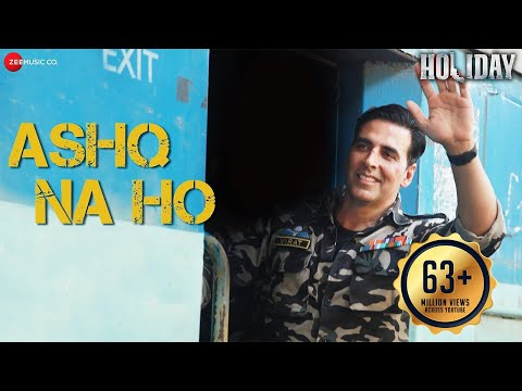 Ashq Na Ho Full Video | Holiday | ft. Arijit Singh | Akshay Kumar & Sonakshi Sinha