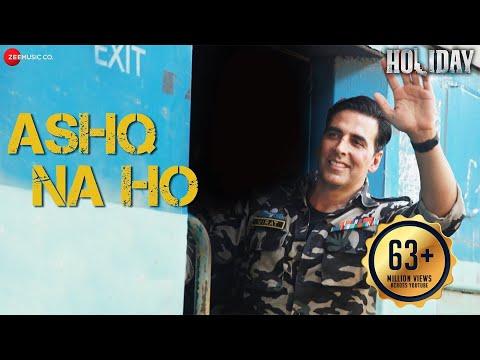 Naina Ashq Na Ho - Arijit Singh | Akshay Kumar & Sonakshi Sinha | Holiday | Pritam