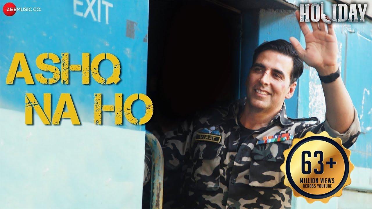 Download Naina Ashq Na Ho - Arijit Singh   Akshay Kumar & Sonakshi Sinha   Holiday   Pritam