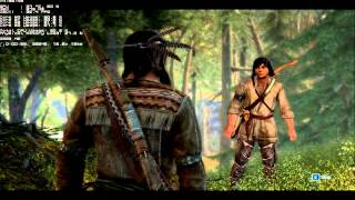 ASSASINS CREED III SAPPHIRE HD 7770 OC [PC] Before Hunting Lessons PART 3
