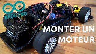 Comment CONSTRUIRE ta VOITURE RC - Le moteur (Part. 4)