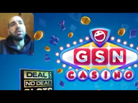GSN CASINO SLOTS Slot Machine Games Part 1 Free Mobile Game Android / Ios Gameplay Youtube YT Video