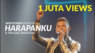 Download Mp3 Harapanku - New Power Worship Ft Michael Panjaitan  Live Worship  Ps Yusak Hadis