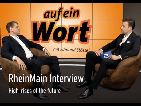 RheinMain Interview:  CEO Roland Weber on how to build residentials in the future