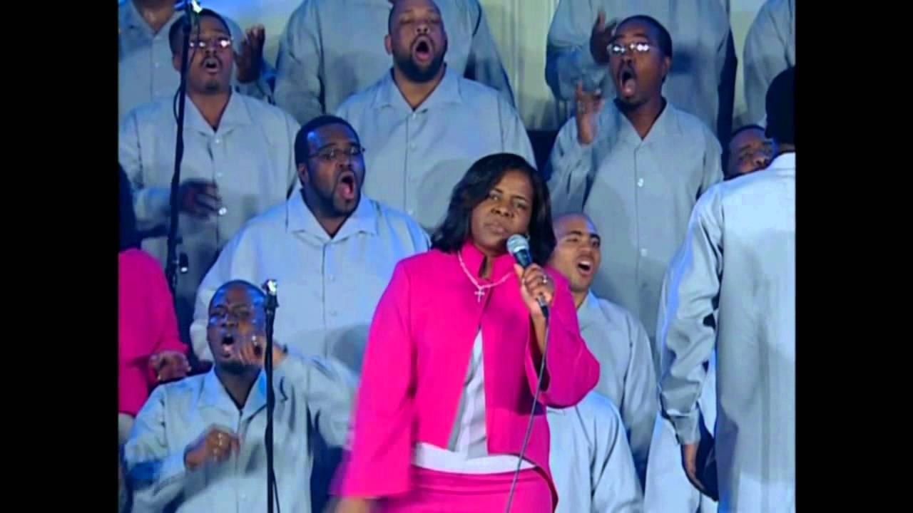 "Chicago Mass Choir- ""I Pray We'll Be Ready"""