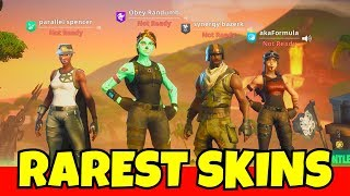 we only used the MOST OG SKINS in fortnite... (this happened)