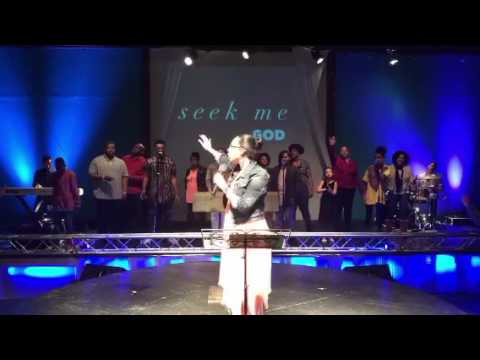 Joann Rosario Condrey: Seek First The Kingdom