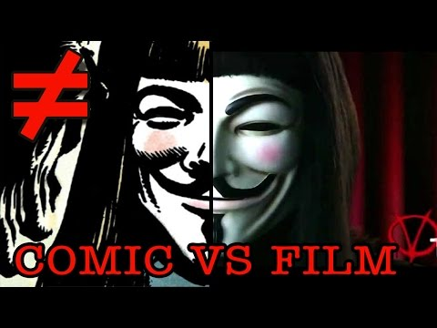 V for Vendetta - What