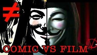 V for Vendetta - What