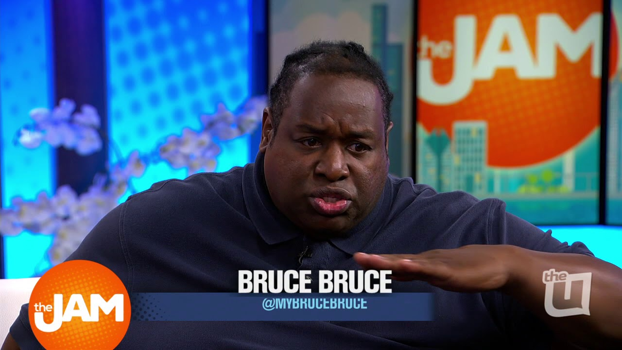 6803801dc717f Bruce Bruce Talks His Past and Being Back in Chicago - YouTube