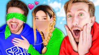 SURPRISING MY BEST FRIEND WITH HIS SECRET CRUSH! I Tested Viral TikTok Date Hacks