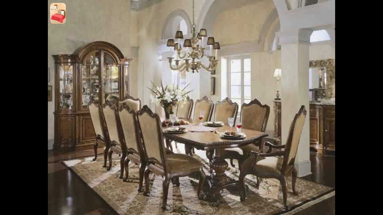 Better homes and gardens dining room ideas youtube for Better homes and gardens dining room ideas